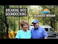 The Different Stages of the RV Lifestyle: Breaking Into Boondocking