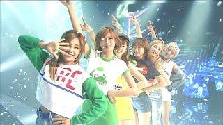 A.pink(에이핑크) - Remember(리멤버) @인기가요 Inkigayo 20150726