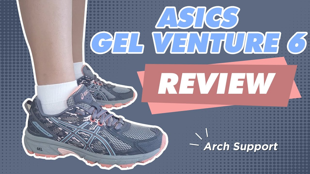 asics best arch support