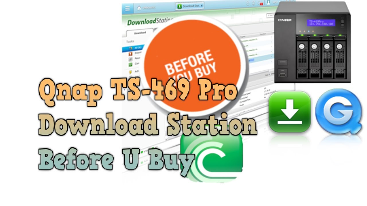 Qnap download station with vpn