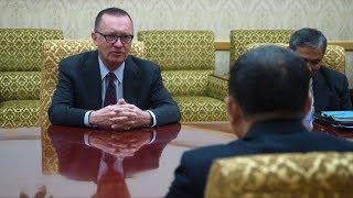 Замгенсека ООН рассказал, о чём договорился с чиновниками в КНДР (новости)