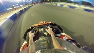 Riding Go Karts With Friends  Pro Karting Experience Saint Petersburg FL GoPro