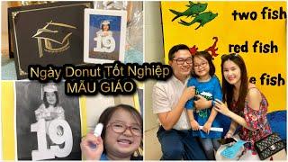 Kỷ Niệm Ngày DONUT Tốt Nghiệp MẪU GIÁO ♥ Hát Cùng DONUT ♥ Kindergarten Graduation 2019 | mattalehang