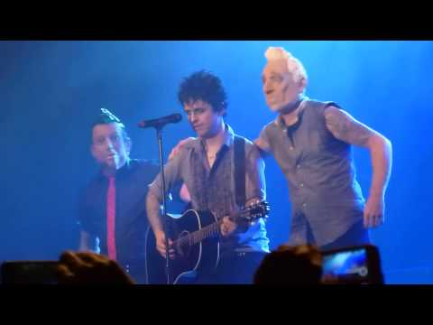 Green Day in Chicago - Good Riddance (Time of Your Life)
