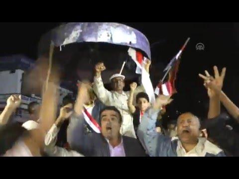 Yemen'de 11 Şubat devriminin yıl dönümü kutlandı