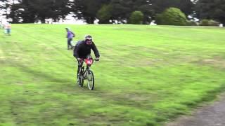 BMX Jump Pillow South Island BMX Champs Invercargill Roger UDEN jump 1
