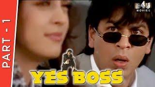 Video Yes Boss | Part 1 Of 4 | Shahrukh Khan, Juhi Chawla download MP3, 3GP, MP4, WEBM, AVI, FLV November 2018