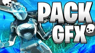 TOP 3 PACK GFX FORTNITE ANDROID/IOS/PC