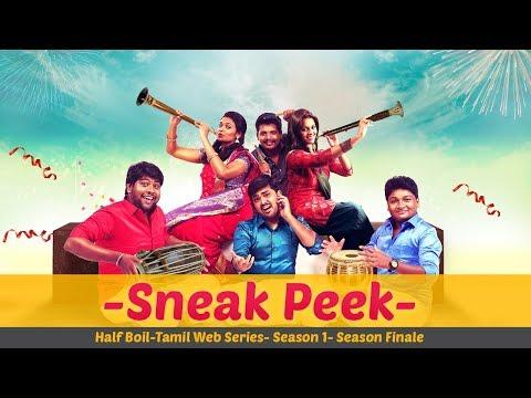 Half Boil | Web Series - Episode 8 | Sneak Peek | GO-SU | Madras Central