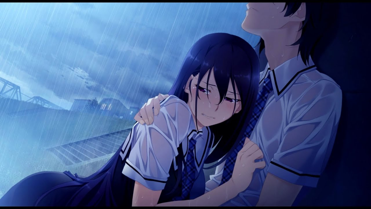 Top 10 Romance Where Girl Saved from DEATH by MC Anime [HD]