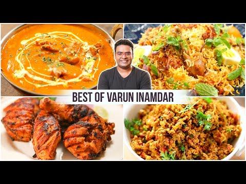 Butter Chicken | Chicken Biryani | Tandoori Chicken | Egg Bhurji | Best Recipes Of Varun Inamdar