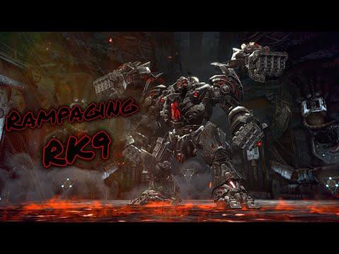 [ TERASEA ] Rampaging RK9 Last Boss  Warrior POV 19.6M