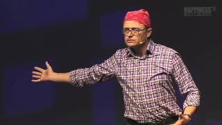 Emerging from the ego trap with Stuart Taylor at Happiness & Its Causes 2015