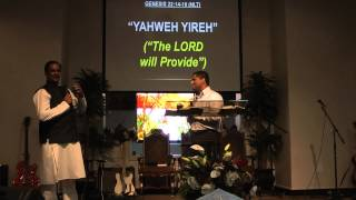 Jehovah Jireh - The Lord Will Provide