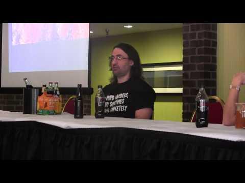 Jim Butcher at Faerie Con East--Q&A Part 2