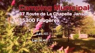 CAMPING MUNICIPAL DE FOUGERES