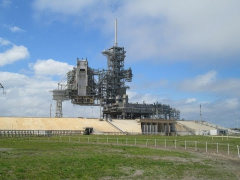 Kennedy Space Center - launch complex 39