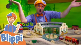 Learning and Fun With Blippi At A Kids Museum | Educational Videos For Toddlers