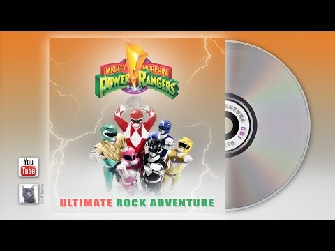 Mighty Morphin Power Rangers Soundtrack  CD 1st