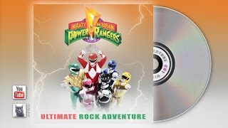 Mighty Morphin Power Rangers Soundtrack / CD 1st