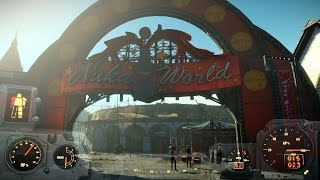 Fallout 4: Nuka-World DLC Review / Test