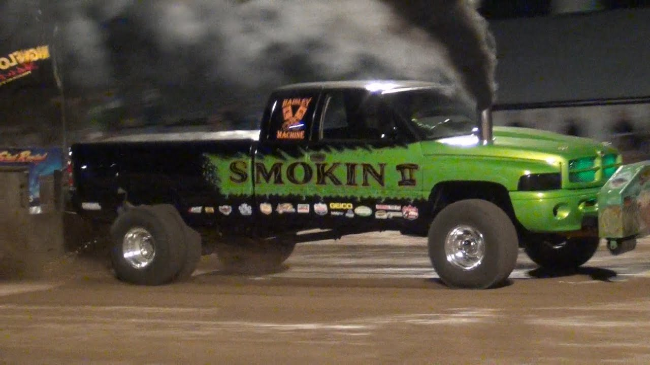 2.6 DIESEL TRUCKS LUCAS OIL PULLING LEAGUE SHELBYVILLE KY 10-6-12 ...