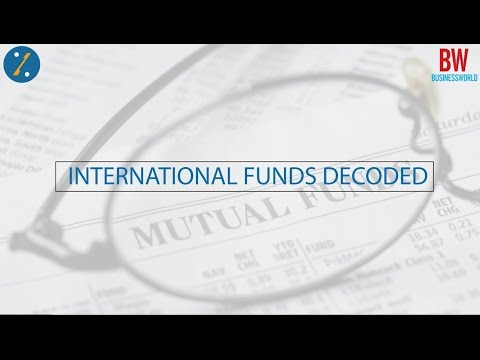 Mutual Fund Corner - All About International Funds