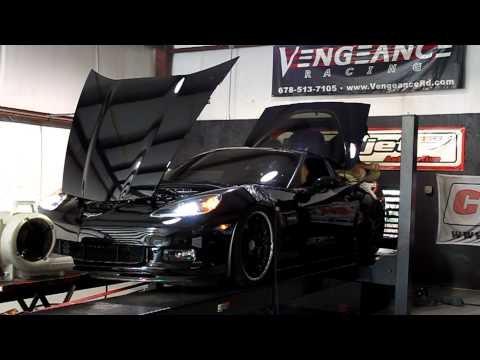 TIm Lynch Twin Turbo C6 Z06