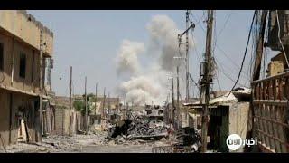 أخبار حصرية - علب بلاستيكية تتحول إلى شواهد على القبور في #الموصل