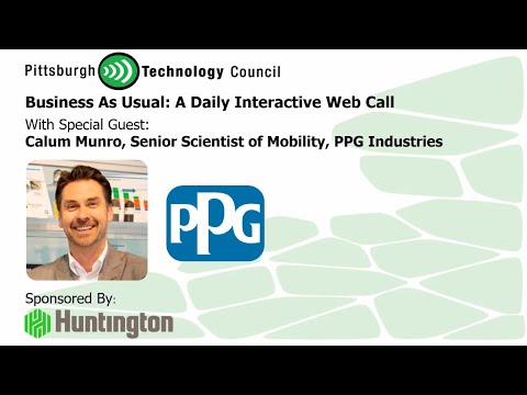 PPG Industries Talks Clean Energy Tech on Business as Usual