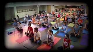 Курсы для преподавателей йоги.