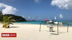 Wish you were here: Caribbean tourism reels from coronavirus  - Latest News