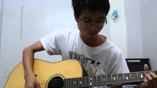Cơn Mưa Tháng 5 - Bức Tuờng - Guitar Cover