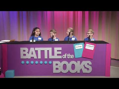 Battle of the Books - January 22, 2018 AM