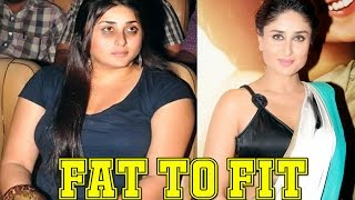 Top 10 Bollywood Celebrities Who Went Fat To Fit | Bollywood Latest News
