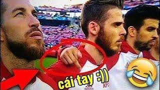 Bóng đá xem đi xem lại 1000 lần vẫn buồn cười ► Phần 1 - Cầu thủ siêu LẦY LỘI ⚽ Hài Bóng Đá ⚽