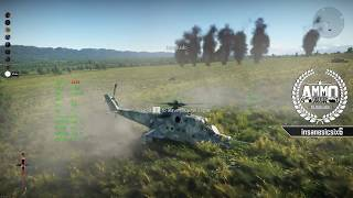 War Thunder gameplay español. # tecnical works TANQUE REALISTA. =AMM0= escuadron.