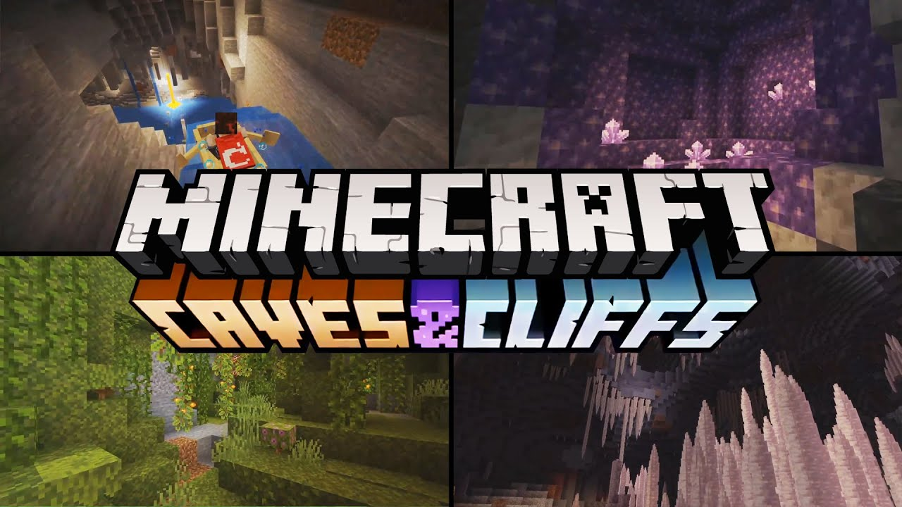 Minecraft's Cliffs & Caves update to feature archaeology and ...