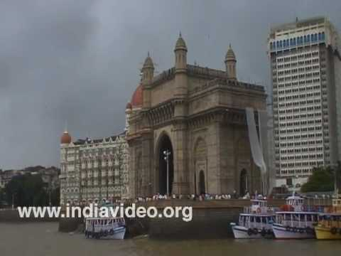 The Gateway of India in Mumbai, Maharashtra