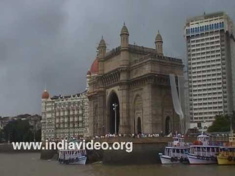 The Gateway of India in Mumbai, Maharashtra