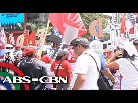 The World Tonight: Labor groups demand abolition of contractualization
