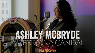 """American Scandal"" - Ashley McBryde (Acoustic)"