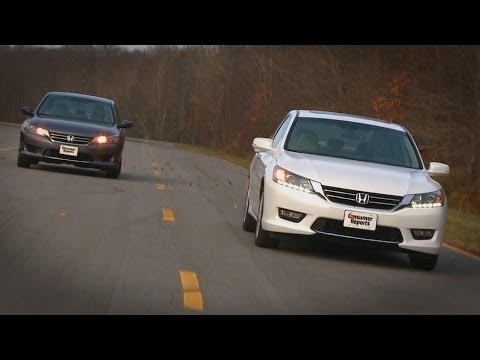 Midsize sedans - top choices | Consumer Reports