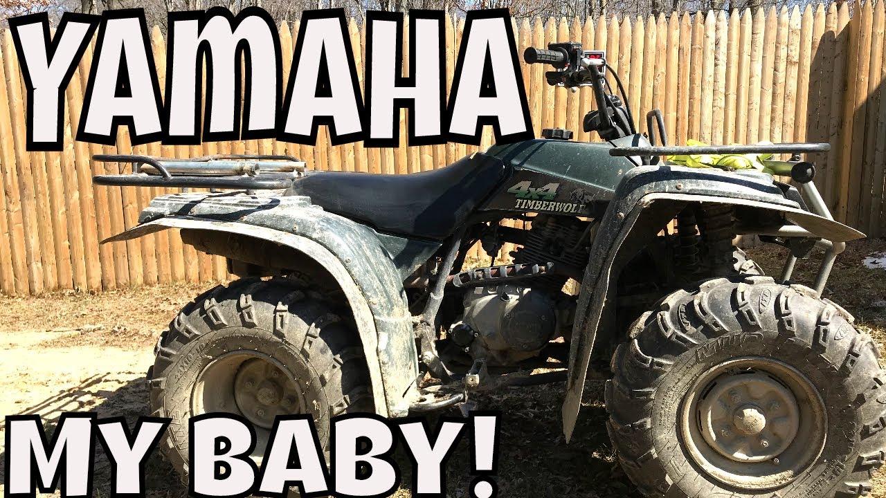 97 Yamaha Timberwolf