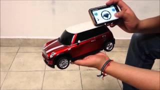 Control Remoto de un Carro por Bluetooth