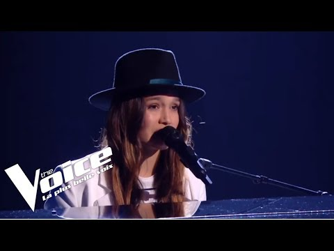 Hoshi - Ta Marinière | Laureen | The Voice 2019 | Live Audition