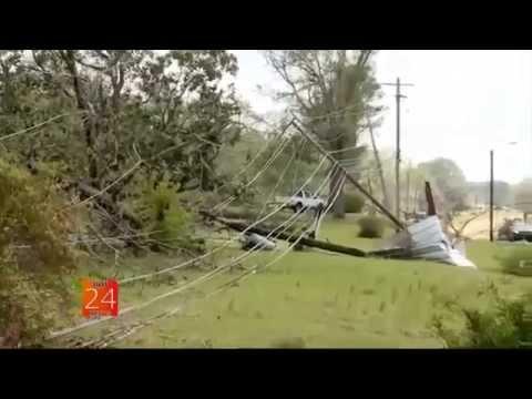 Торнадо в США унесло жизни уже 35 человек