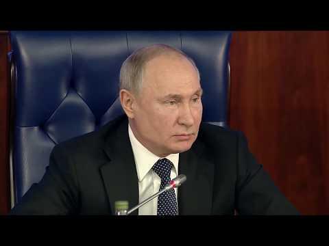 Putin Steps on