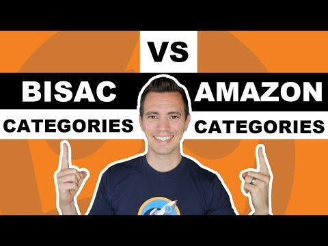BISACs Vs Amazon Categories - I Can't Find The Category I Want!