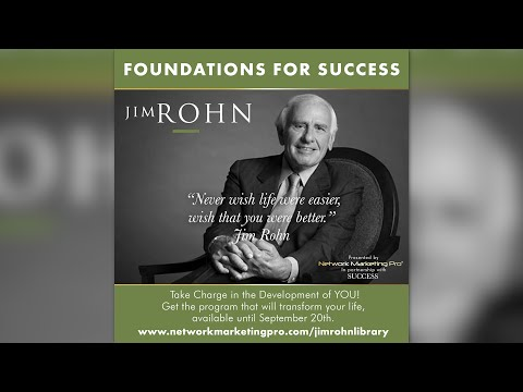 The Secret Weapon Behind My Success -- Jim Rohn